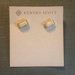 Kendra Scott Earrings in White